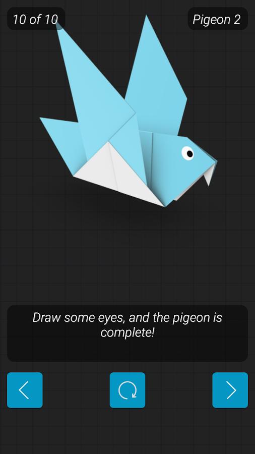 How To Make Origami 1040 Screenshot 18