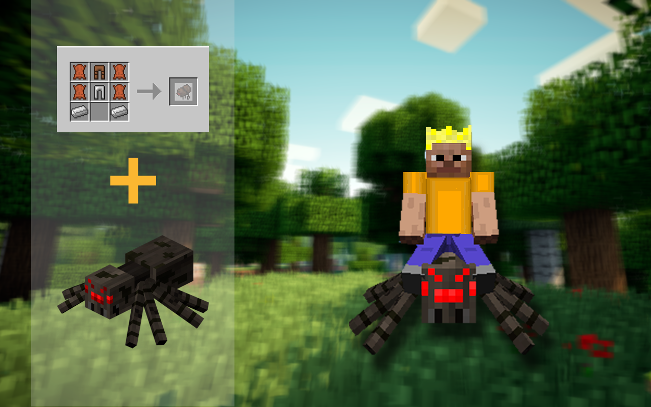 how to draw a spider from minecraft