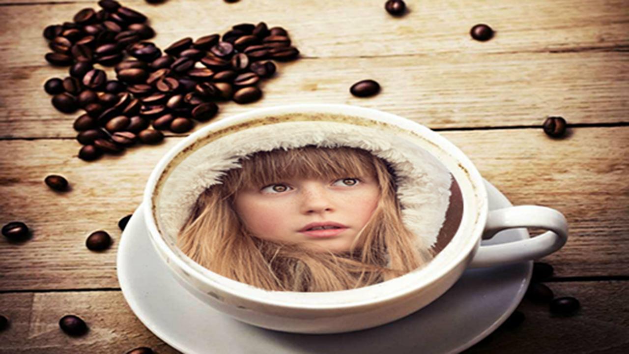 Coffee cup frames -  Coffee Cup Frames Editing 1 Screenshot 2