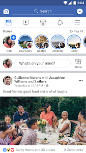Facebook 46.0.0.26.153 screenshot 1