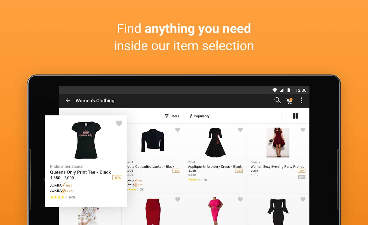 Jumia Online Shopping 4 4 6 Apk Download Android