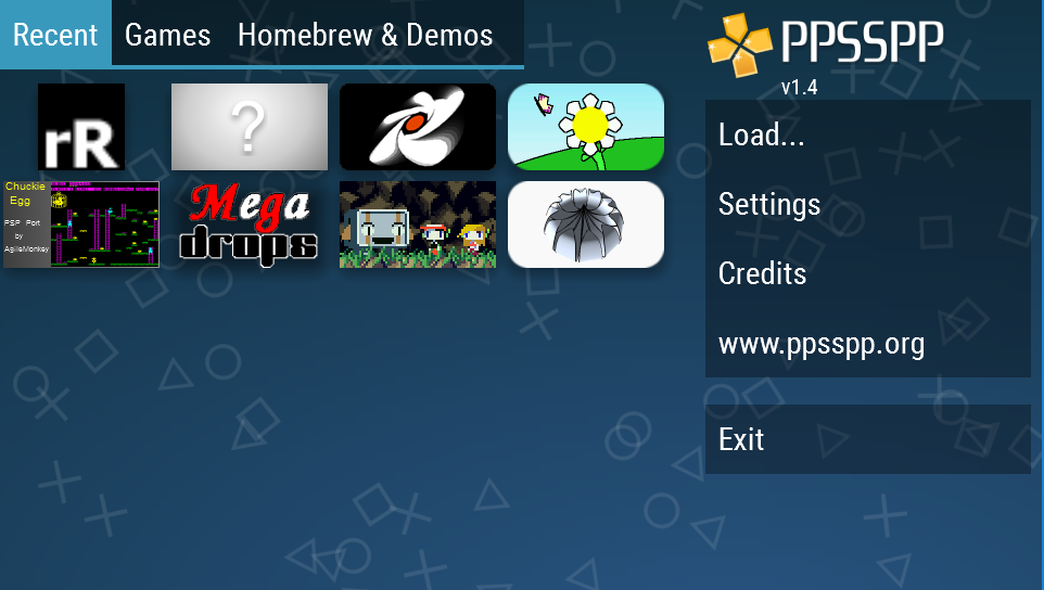 Latest PPSSPP Gold – PSP Emulator 1.5.4 Apk For Android ...