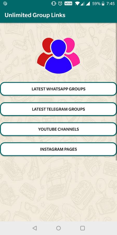 Hatsapp Group Link 10000 Screensho — Totoku