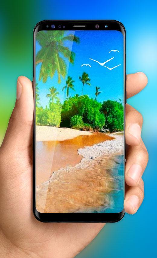 Beach Live Wallpaper Free - Tropical Island Themes 1 1 APK Download