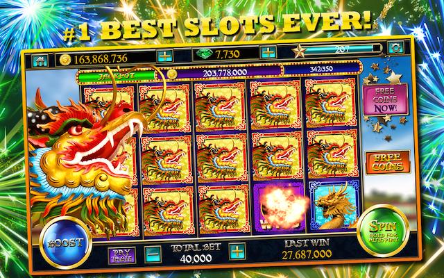 Slot machine games 5 dragons