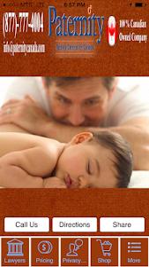 Paternity Testing CTRS Canada 4.1.2 screenshot 3