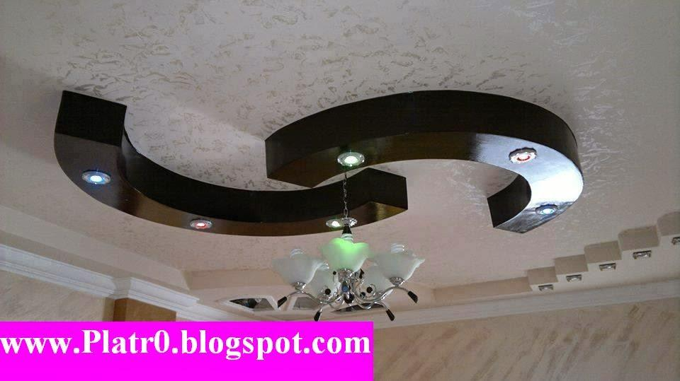 Awesome Style Plafond En Platre Photos - House Design - marcomilone.com