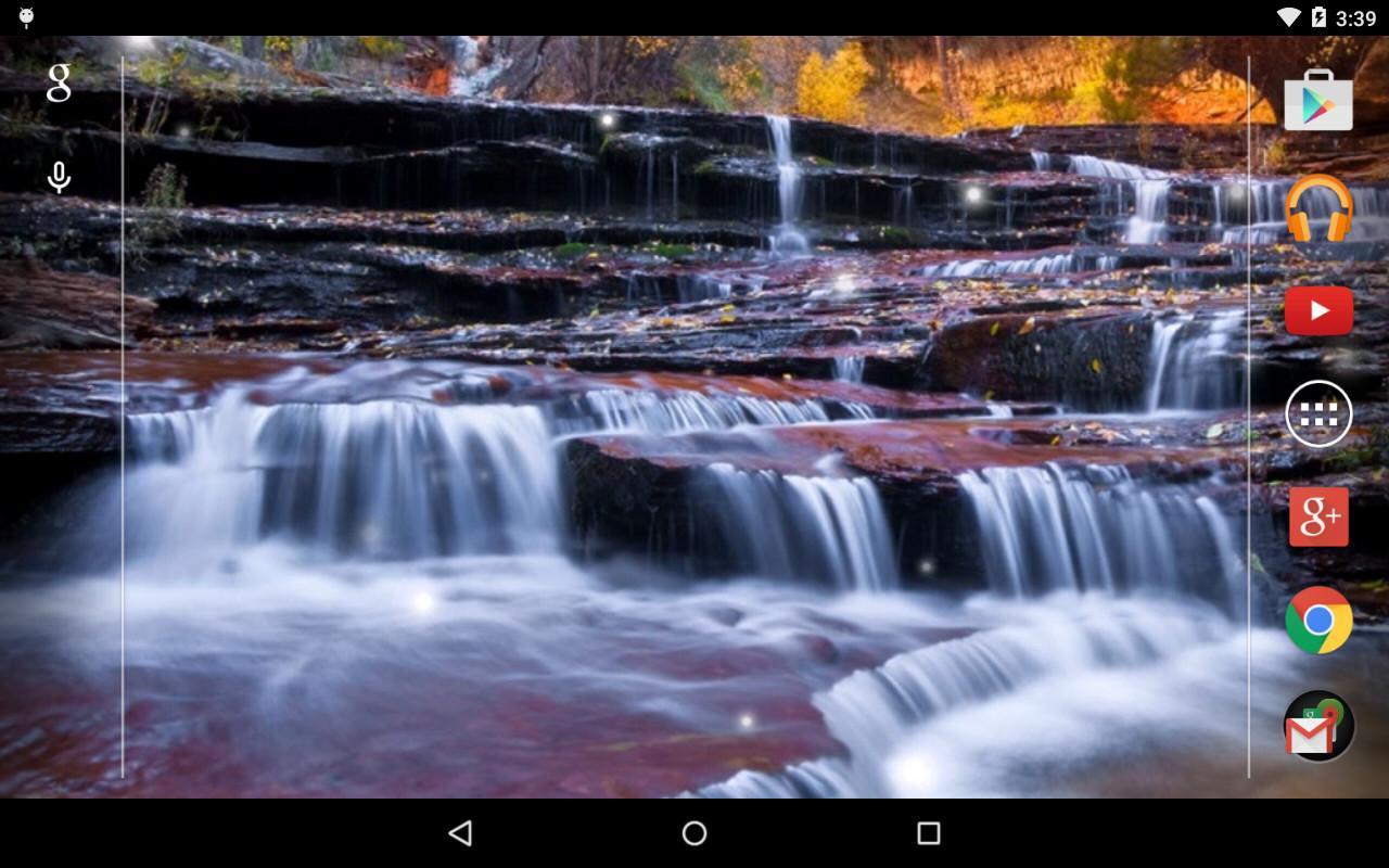 Download Water Falling Wallpapers