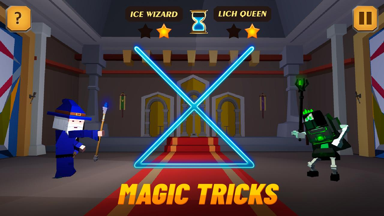 Sorcerers Duel - Wizard Arena 1 0 0 APK Download - Android Strategy