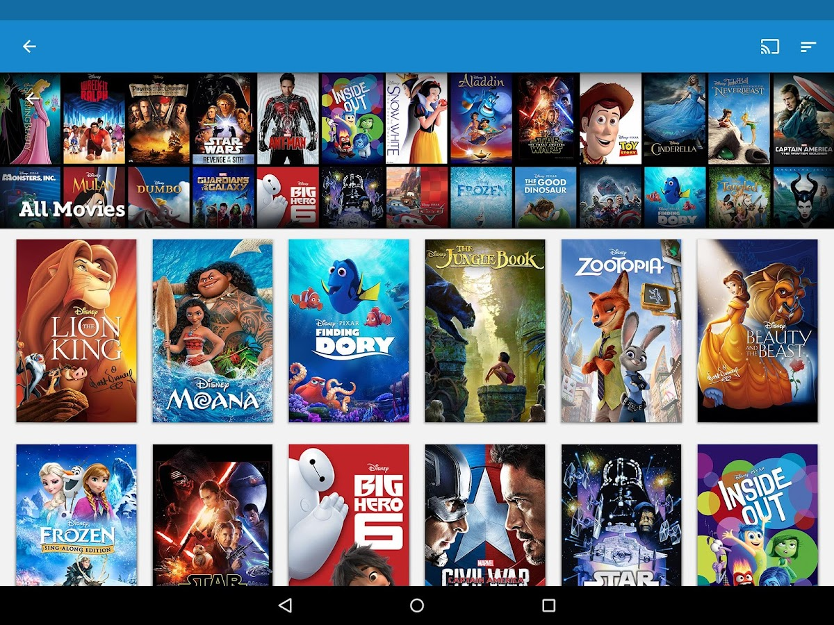 Disney Movies Anywhere Apk Download Android
