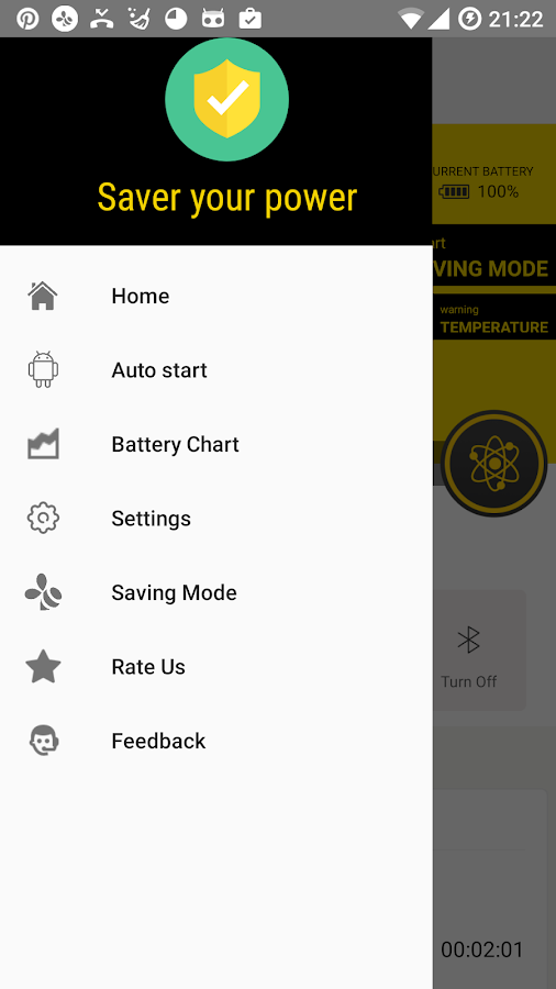 Adu Battery Saver for Motorola 2 0 7 APK Download - Android