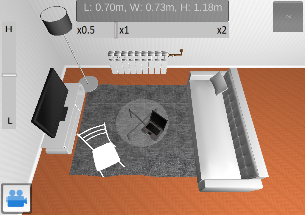 Room Creator Interior Design 34 Screenshot 7