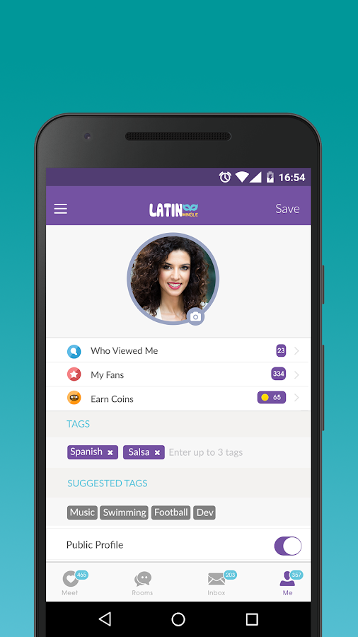 Latin Mingle - Dating Chat App 1 4 APK Download - Android