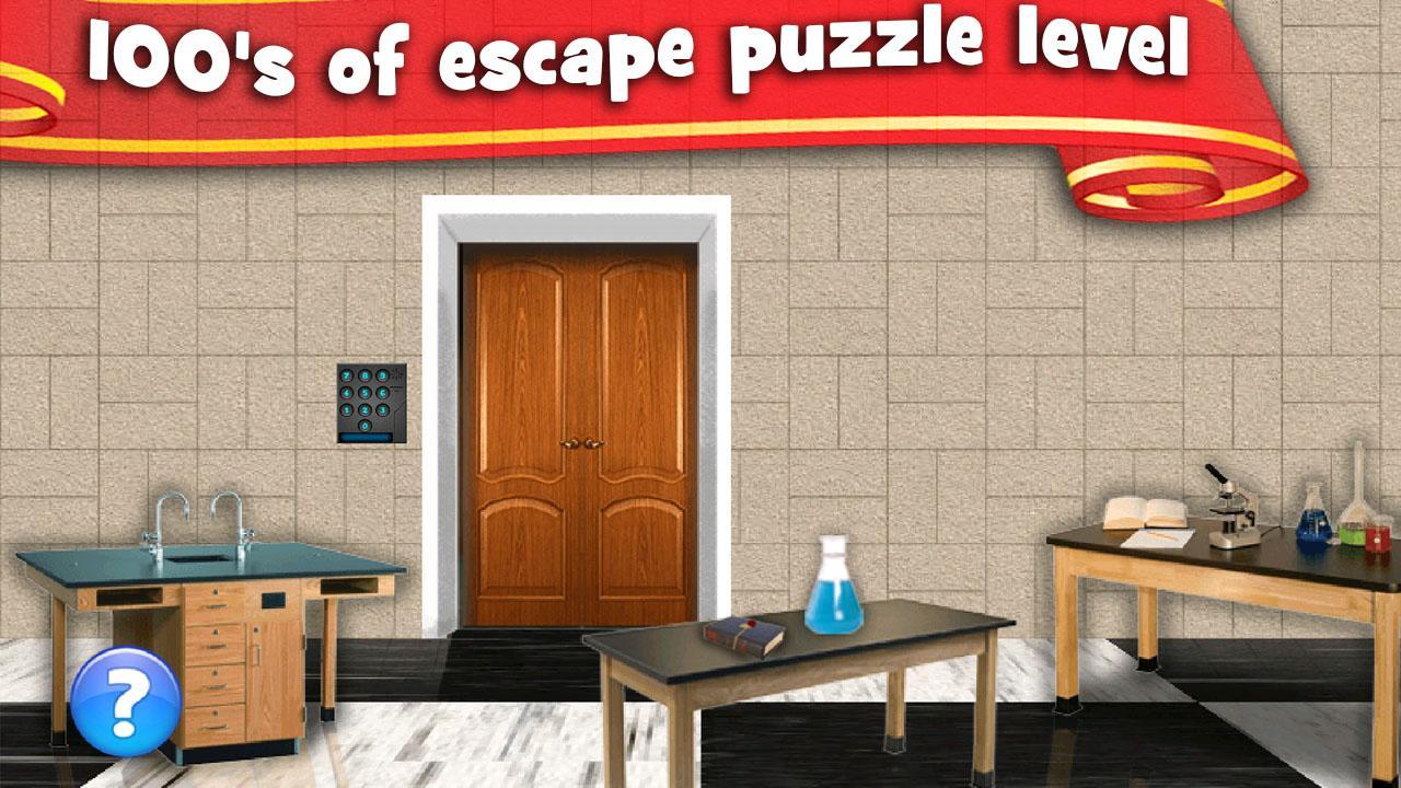 100 doors escape puzzle 1 9 4 apk download android for Escape puzzle