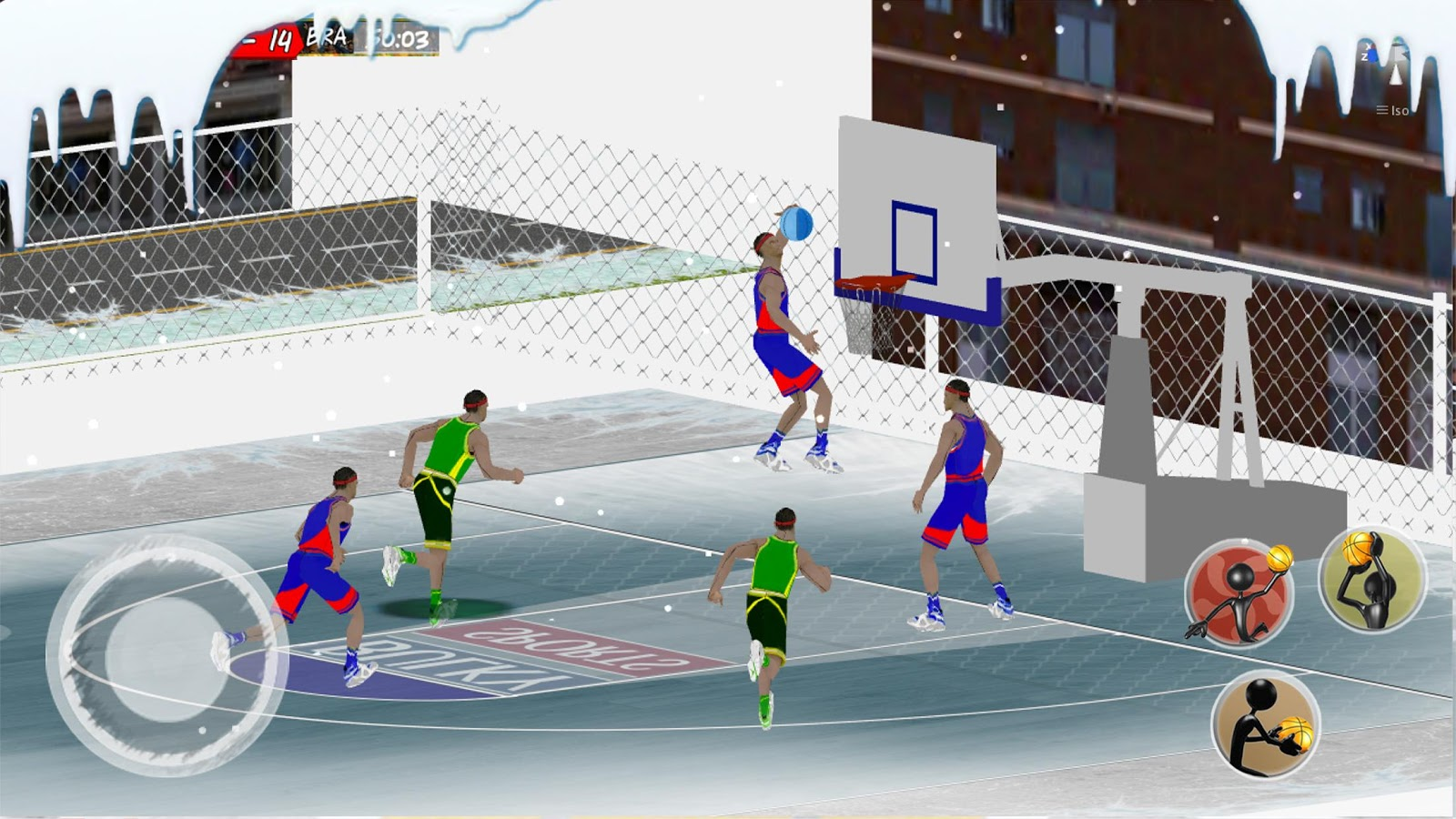 street basketball association offline apk
