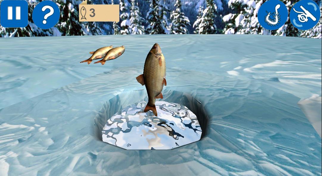 играть в рыбалку на спиннинг 3д