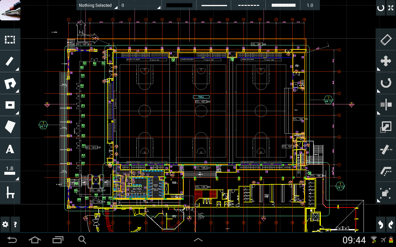 cad touch free 509 apk download android catsart