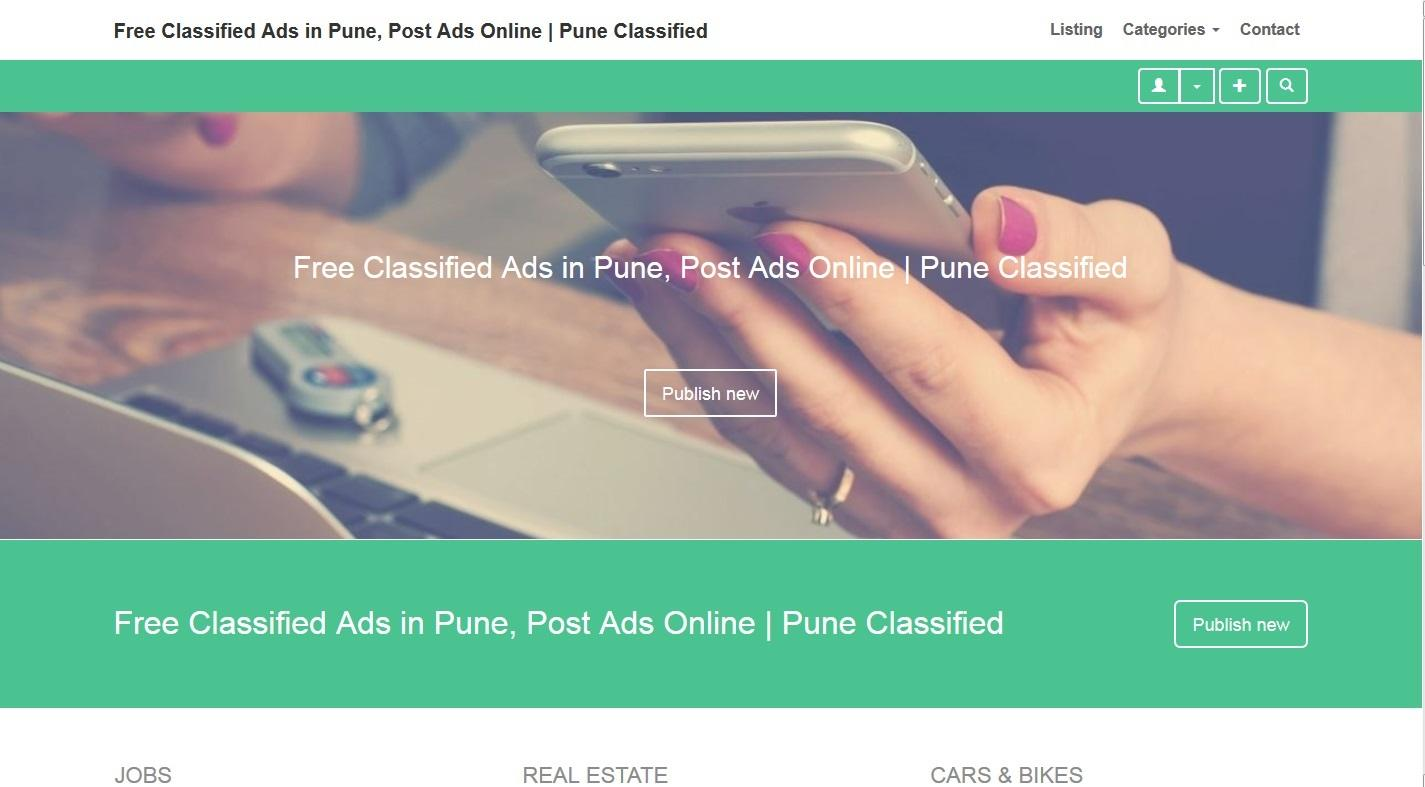 PUNE CLASSIFIED 0 1 APK Download - Android Social Apps