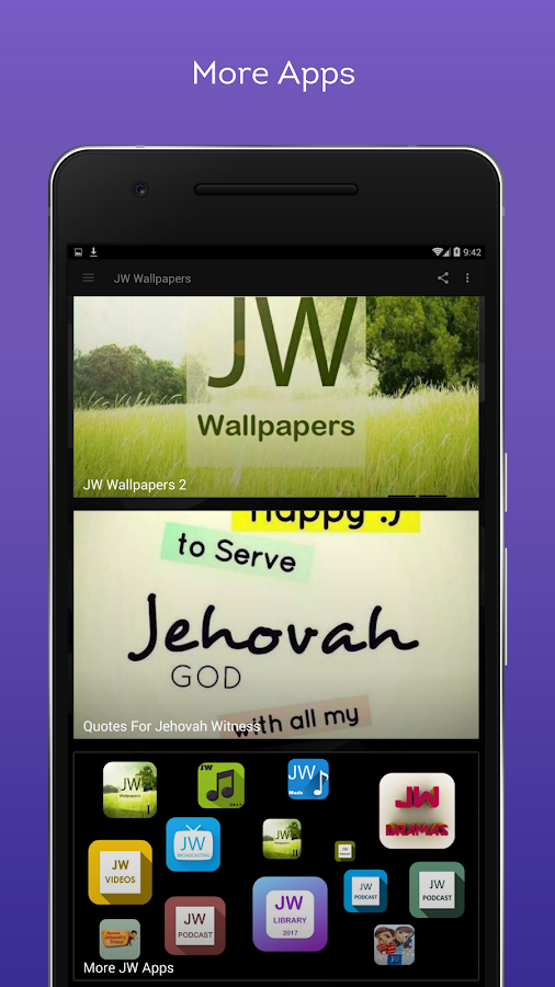 JW Wallpapers 3 0 APK Download - Android Lifestyle Apps