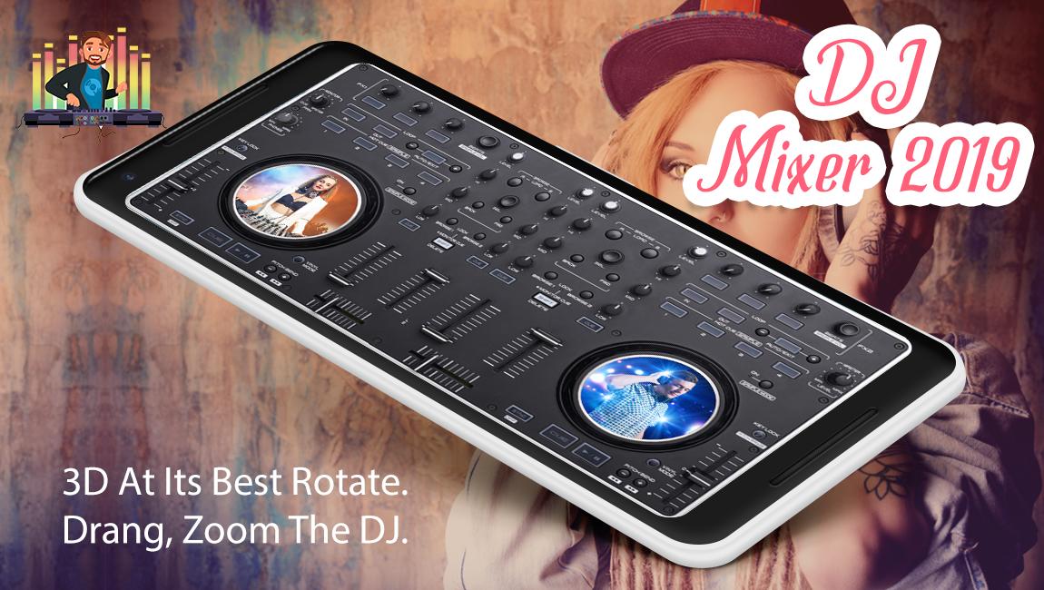 Download apk 3d dj mixer musik | 3D DJ Mixer Music 6 9 88
