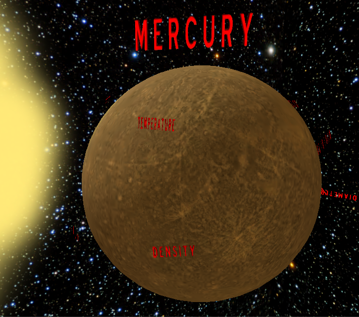 colonizing the planet mercury will allo Does mercury have the necessary natural resources to sustain a colonizing any planet has to for those interested in colonizing mars, mercury can produce.