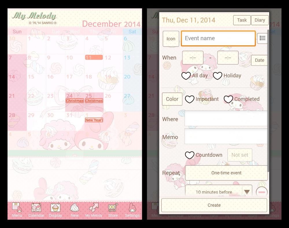 Calendar Organization Xiii : Jorte calendar organizer apk download android