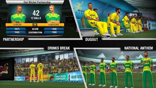 World Cricket Championship 2 2.8.3.2 screenshot 1