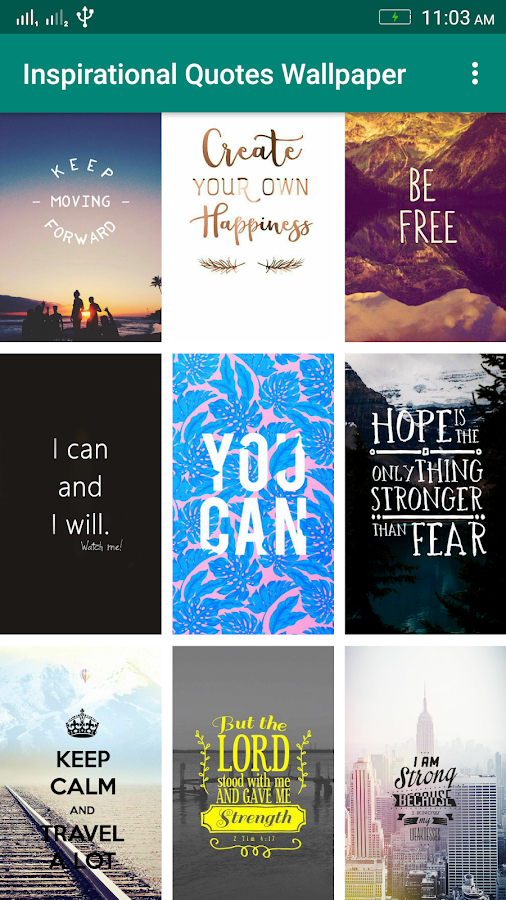 Inspirational Quotes Wallpaper 1 0 Apk Download Android