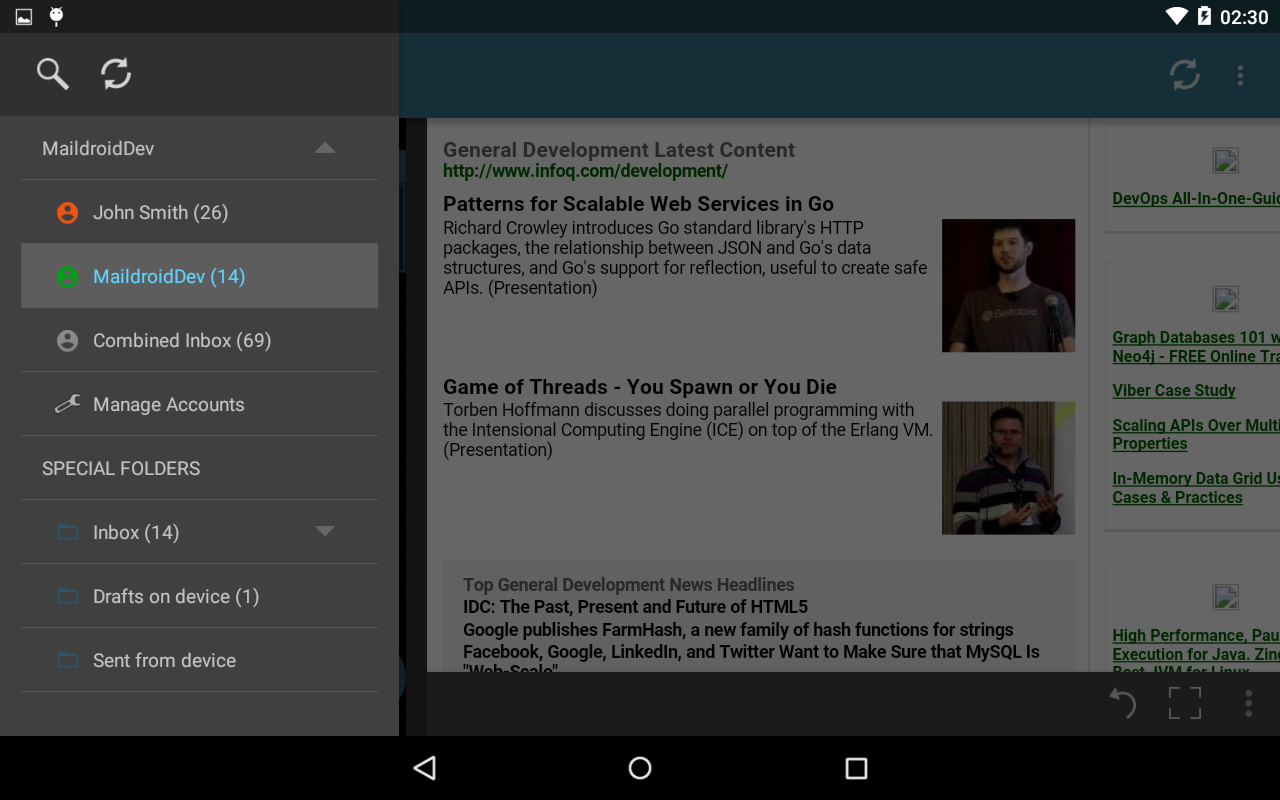 Free Email Application 4.81 APK Download