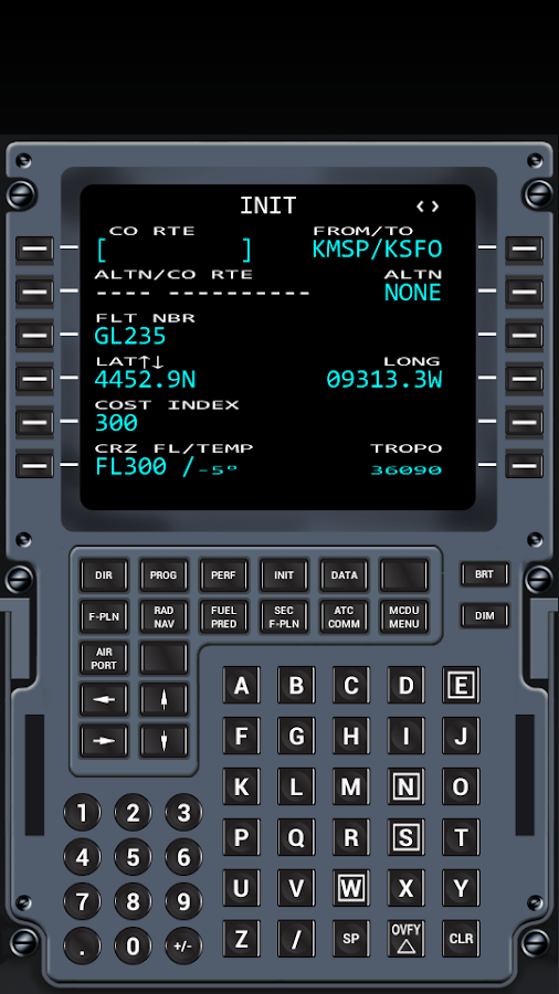 Virtual Cdu A318 A320 1 2 Apk Download Android
