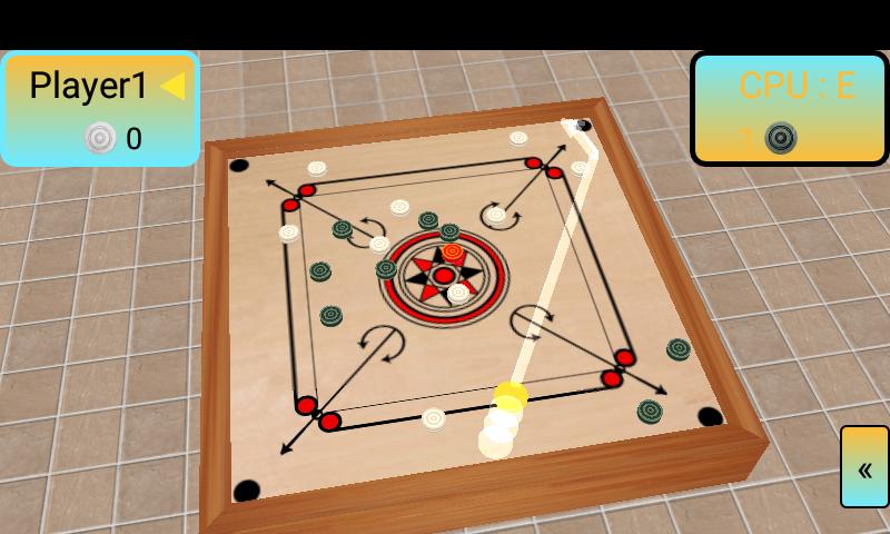 Flash Board Game