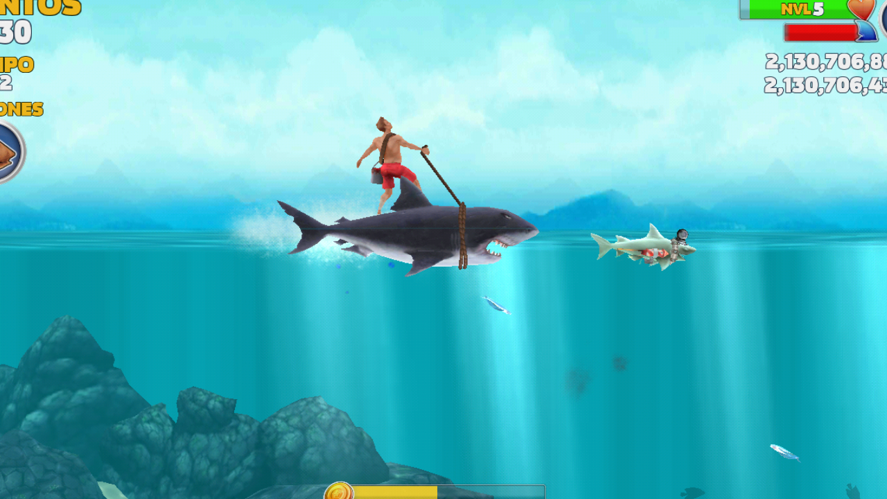 Tips Hungry Shark Evolution 1 1 APK Download - Android Books