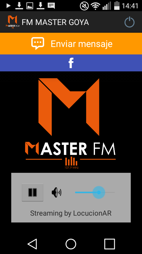 FM MASTER GOYA 1 0 APK Download - Android Music & Audio Apps
