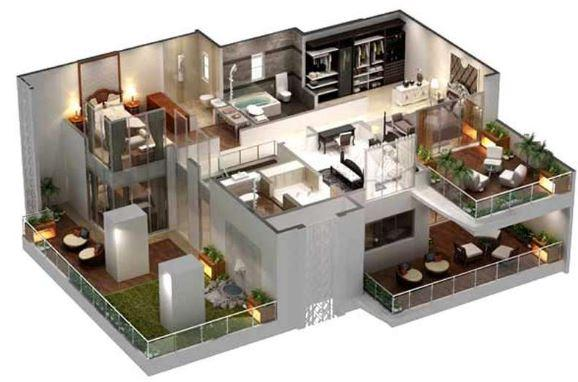 3D Design Home 1.0 APK Download - Android Lifestyle Apps