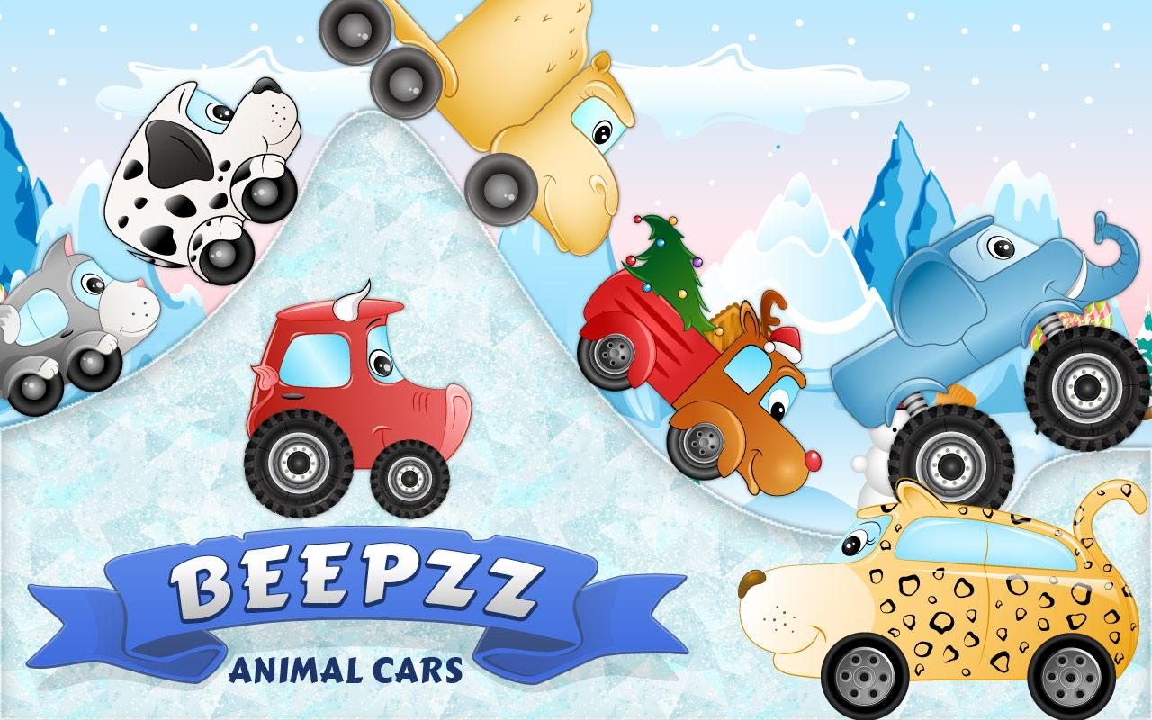 kids car racing game beepzz 140 screenshot 6