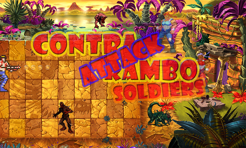 Classic Contra Shooter Metal 1 0 APK Download - Android