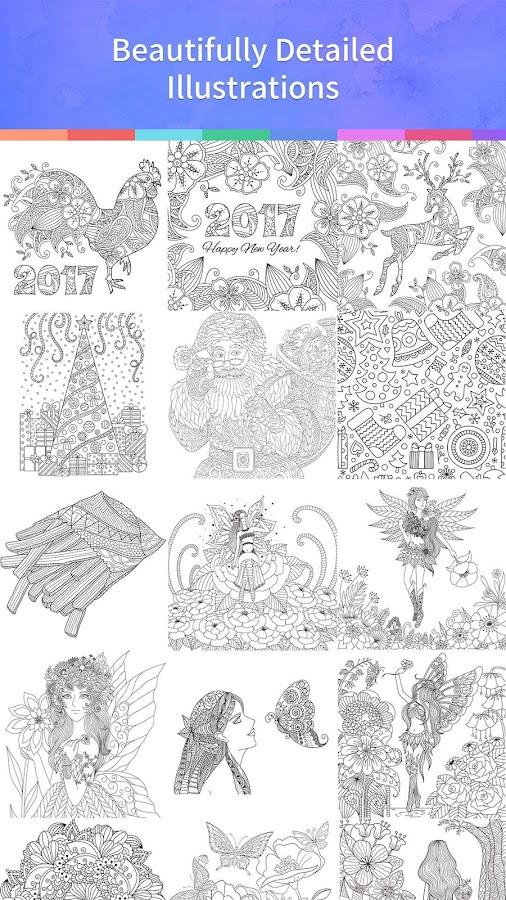 Coloring Book 2017 115 Screenshot 3