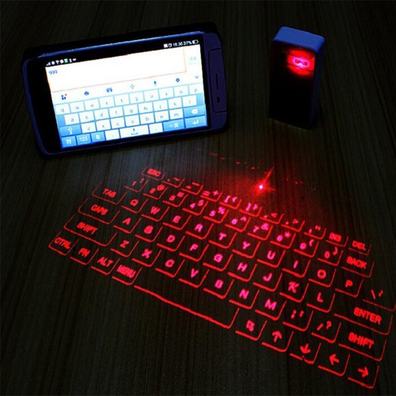 3D Projector Keyboard 10 Screenshot 1