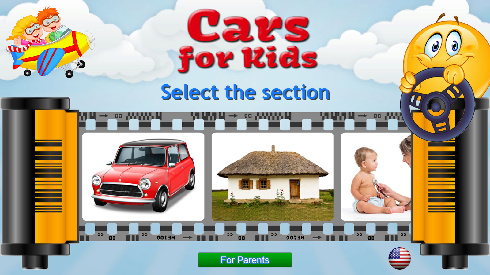 cars for kids learning games 6 5 5 apk download android