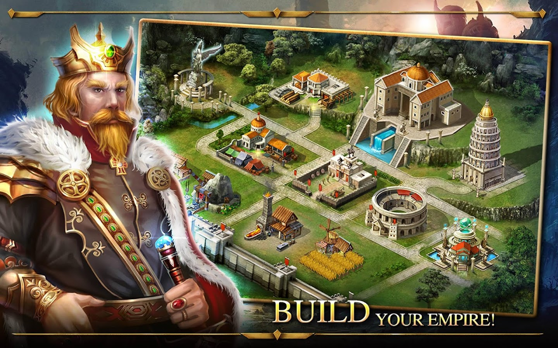 Скачать Empire War: Age of Heroes на Андроид - …