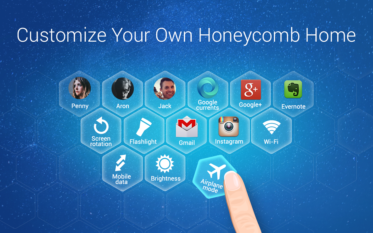 honeycomb launcher 1 0 9 apk android personalization apps