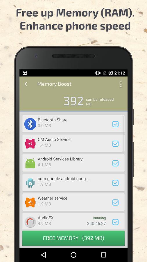 Mobile Optimizer