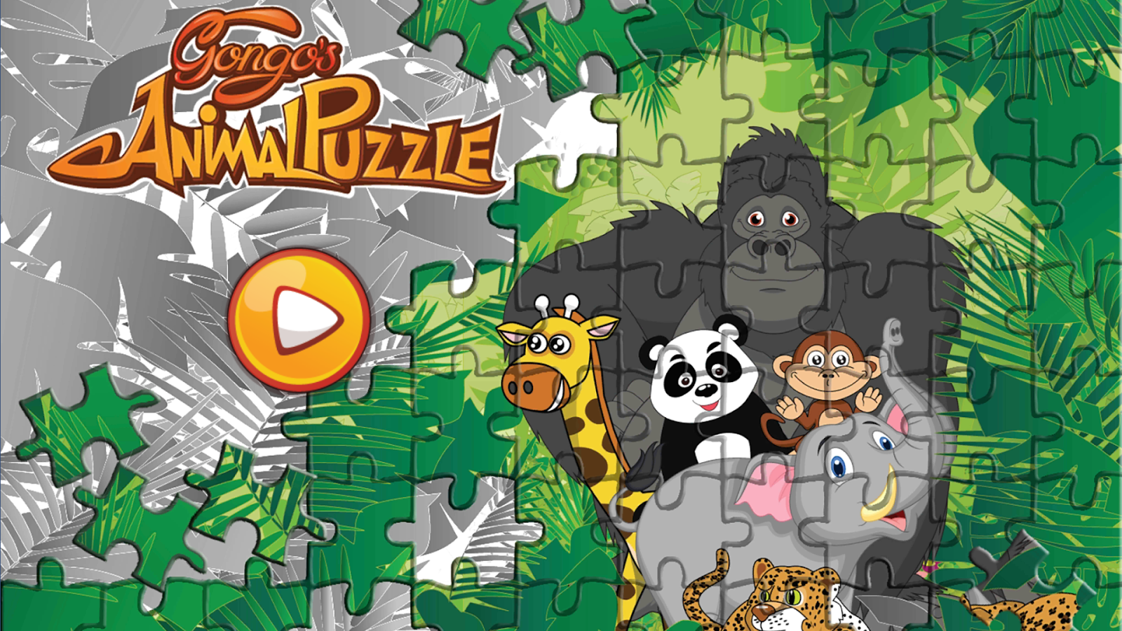 Gongo S AnimalPuzzle 1 0 APK Download Android Educational