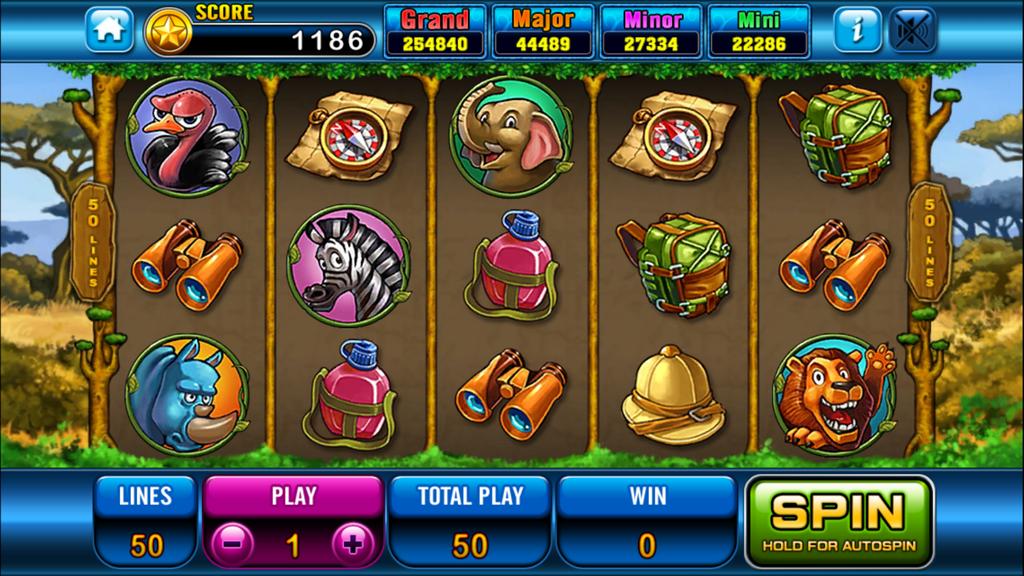 treasure island online casino free spins