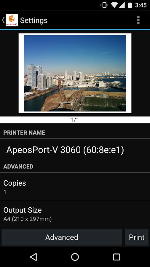 Fuji Xerox Print Utility 2.3.1 APK Download