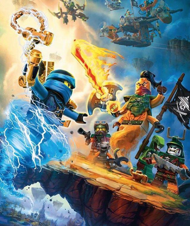 lego ninjago rush apk download