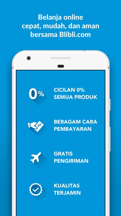 Blibli.com Belanja Online 4.3.2 APK Download - Android