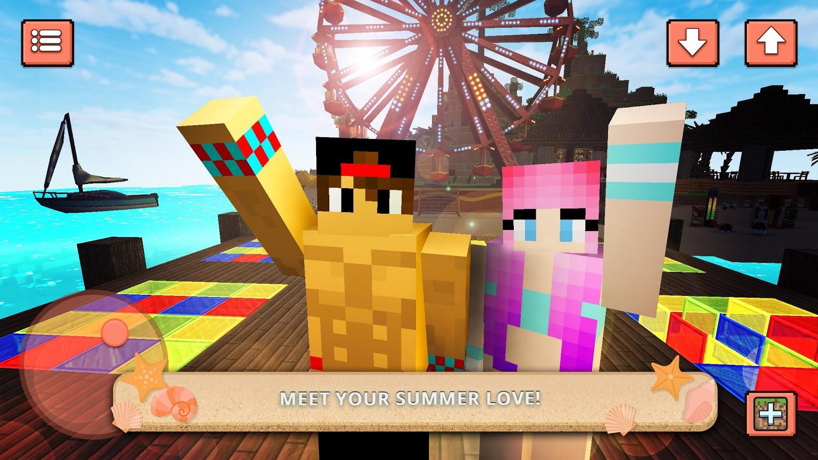 Beach Party Craft Summer High School Adventure APK Download