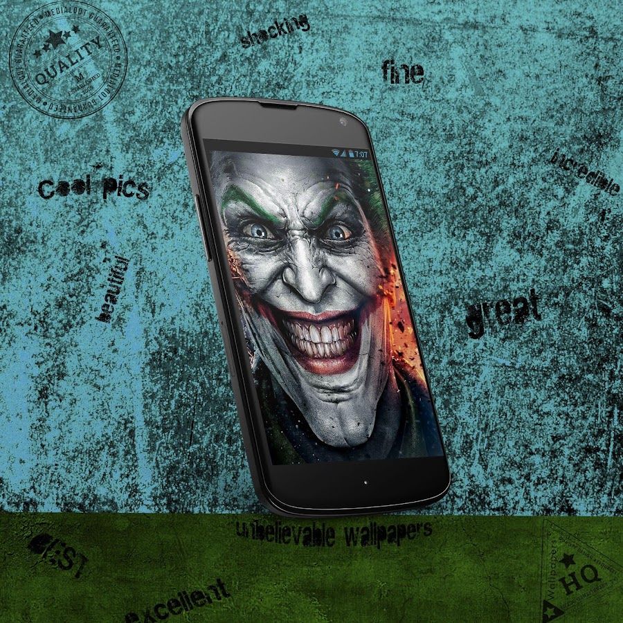 Wallpaper downloader app for android - Joker Wallpaper Hd 1 4 Screenshot 1 Joker Wallpaper Hd 1 4 Screenshot 2