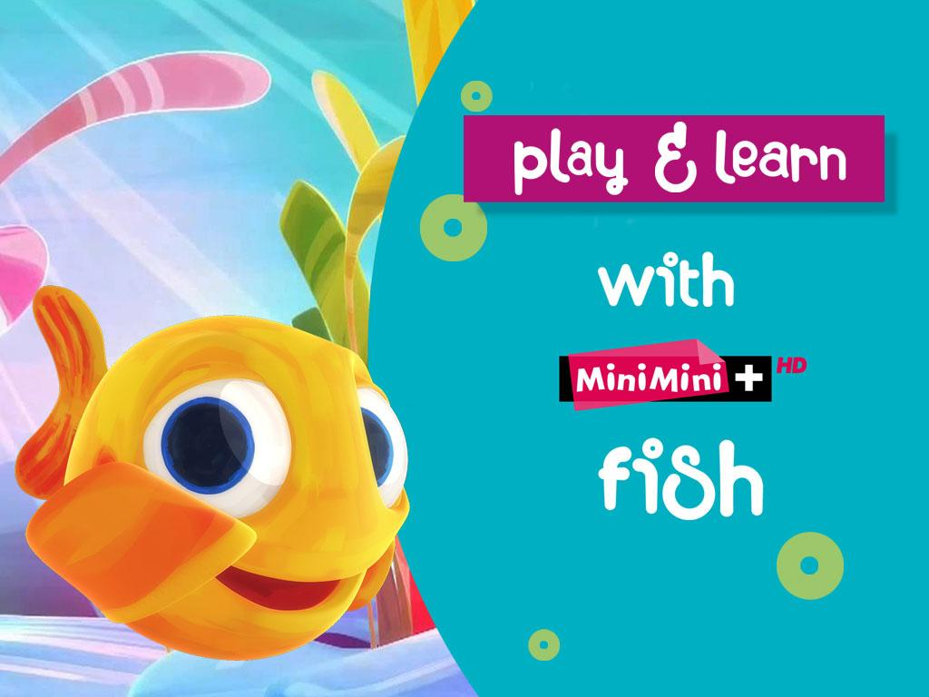 play&learn with MiniMini fish 1 03 APK Download Android